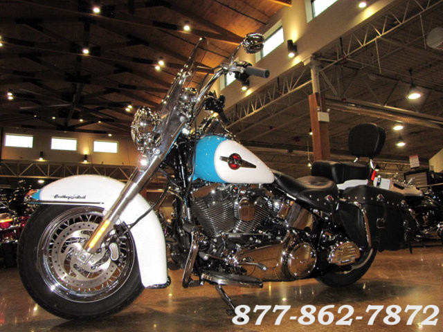2016 Harley-Davidson HERITAGE SOFTAIL CLASSIC FLSTC HERITAGE SOFTAIL McHenry, Illinois 4
