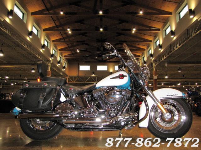 2016 Harley-Davidson HERITAGE SOFTAIL CLASSIC FLSTC HERITAGE SOFTAIL McHenry, Illinois 40