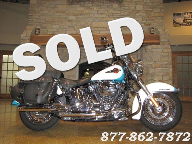 2016 Harley-Davidson HERITAGE SOFTAIL CLASSIC FLSTC HERITAGE SOFTAIL McHenry, Illinois 0