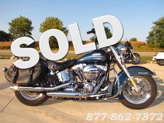 2016 Harley-Davidson HERITAGE SOFTAIL CLASSIC FLSTC HERITAGE CLASSIC McHenry, Illinois