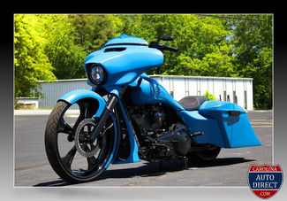2016 Harley-Davidson STREET GLIDE SPECIAL (FLHXS) Mooresville , NC