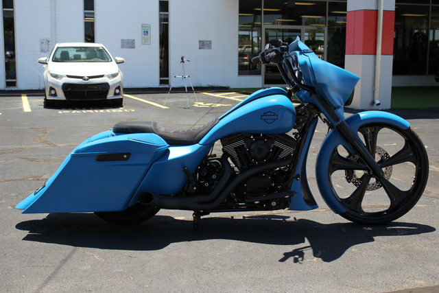 2016 Harley-Davidson STREET GLIDE SPECIAL (FLHXS) Mooresville , NC 11