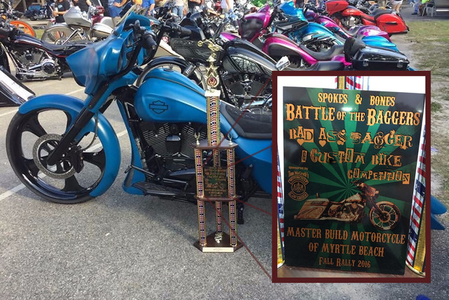 2016 Harley-Davidson STREET GLIDE SPECIAL (FLHXS) Mooresville , NC 1
