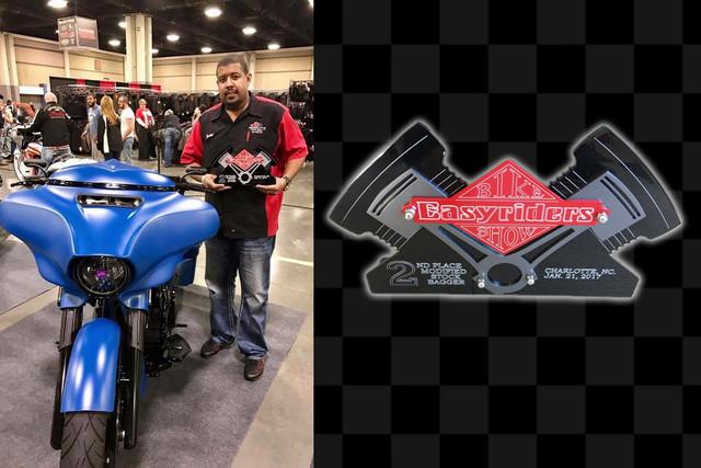 2016 Harley-Davidson STREET GLIDE SPECIAL (FLHXS) Mooresville , NC 4