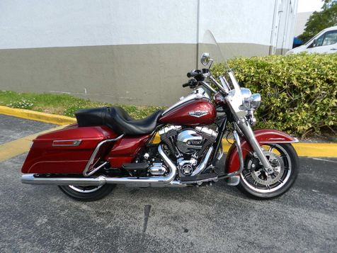 2016 Harley-Davidson Road King FLHR Save $$ *FACTORY WARRANTY! in Hollywood, Florida
