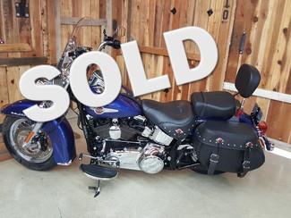 2016 Harley Davidson Softail Heritage FLSTC Anaheim, California