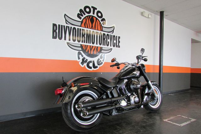 2016 Harley-Davidson Softail® Fat Boy® Lo Arlington, Texas 1