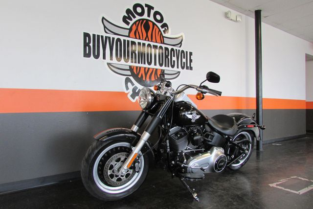 2016 Harley-Davidson Softail® Fat Boy® Lo Arlington, Texas 27