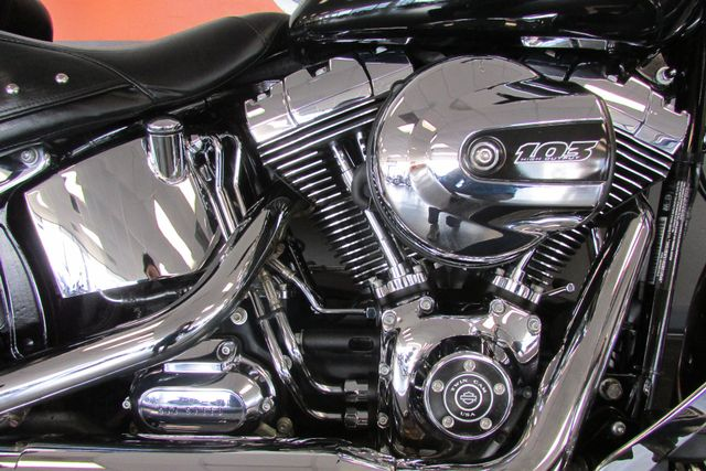 2016 Harley-Davidson Softail® Heritage Softail® Classic Arlington, Texas 14