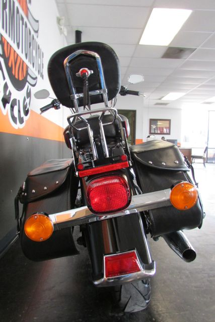 2016 Harley-Davidson Softail® Heritage Softail® Classic Arlington, Texas 8