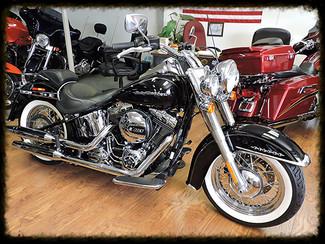 2016 Harley Davidson Softail Deluxe FLSTN Pompano Beach, Florida