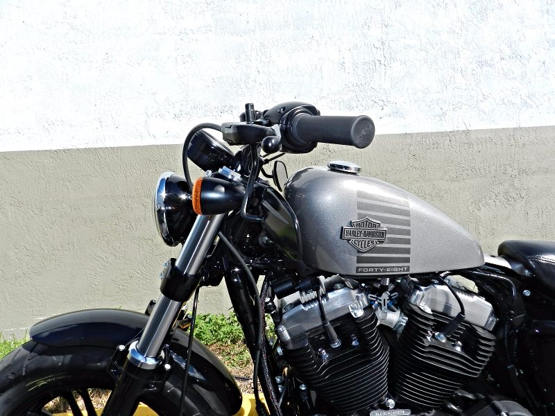 2016 Harley-Davidson Sportster 48 Forty Eight Forty-Eight  city Florida  MC Cycles  in Hollywood, Florida