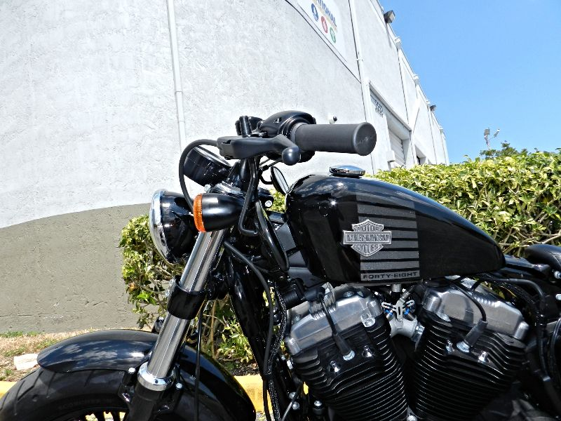 2016 Harley-Davidson Sportster Forty-Eight 48 XL1200X Like New Only 688 Miles  city Florida  MC Cycles  in Hollywood, Florida
