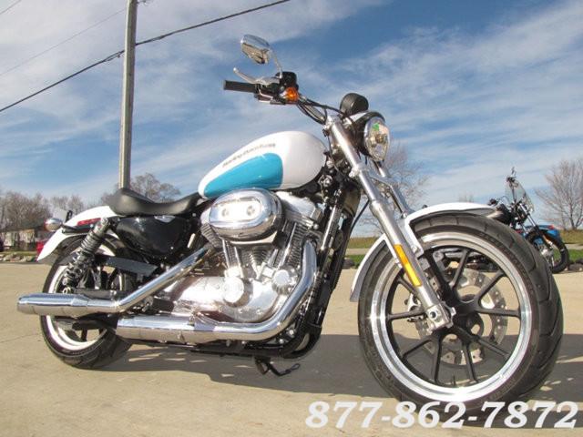 2016 Harley-Davidson SPORTSTER SUPERLOW XL883L SUPERLOW 883 XL883L McHenry, Illinois 0
