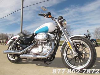 2016 Harley-Davidson SPORTSTER SUPERLOW XL883L SUPERLOW 883 XL883L McHenry, Illinois