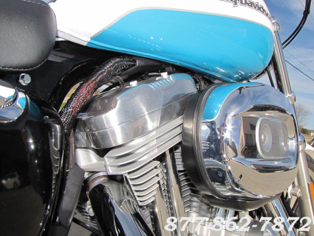 2016 Harley-Davidson SPORTSTER SUPERLOW XL883L SUPERLOW 883 XL883L McHenry, Illinois 24