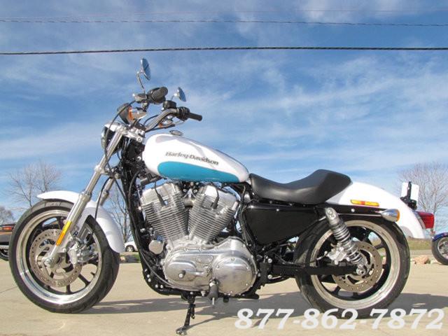 2016 Harley-Davidson SPORTSTER SUPERLOW XL883L SUPERLOW 883 XL883L McHenry, Illinois 3