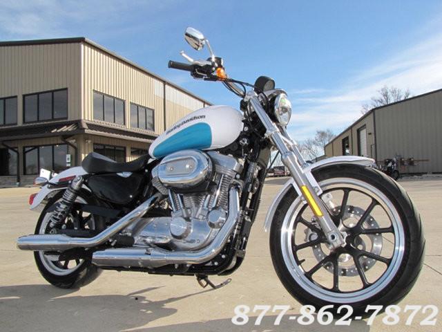 2016 Harley-Davidson SPORTSTER SUPERLOW XL883L SUPERLOW 883 XL883L McHenry, Illinois 30