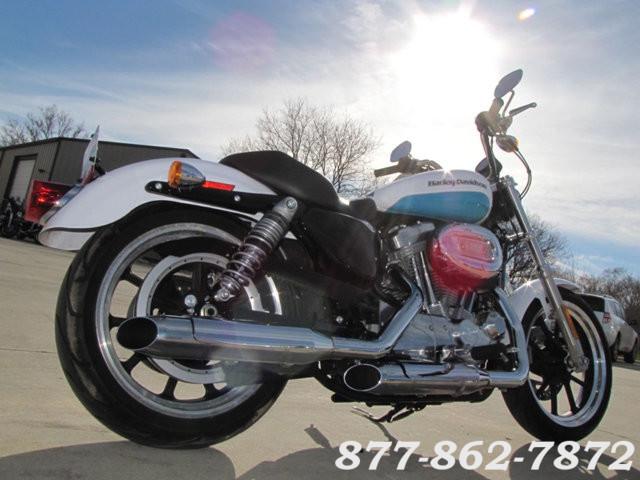 2016 Harley-Davidson SPORTSTER SUPERLOW XL883L SUPERLOW 883 XL883L McHenry, Illinois 35