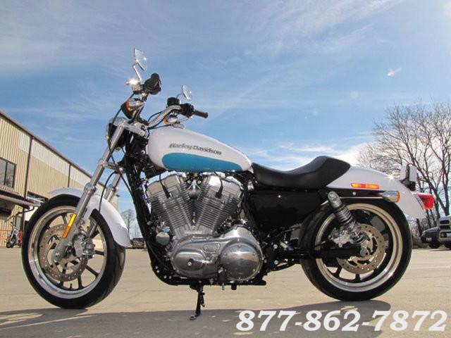 2016 Harley-Davidson SPORTSTER SUPERLOW XL883L SUPERLOW 883 XL883L McHenry, Illinois 36