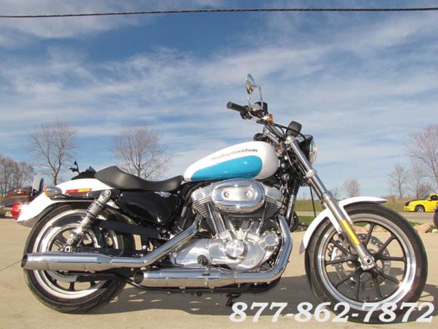 2016 Harley-Davidson SPORTSTER SUPERLOW XL883L SUPERLOW 883 XL883L McHenry, Illinois 4
