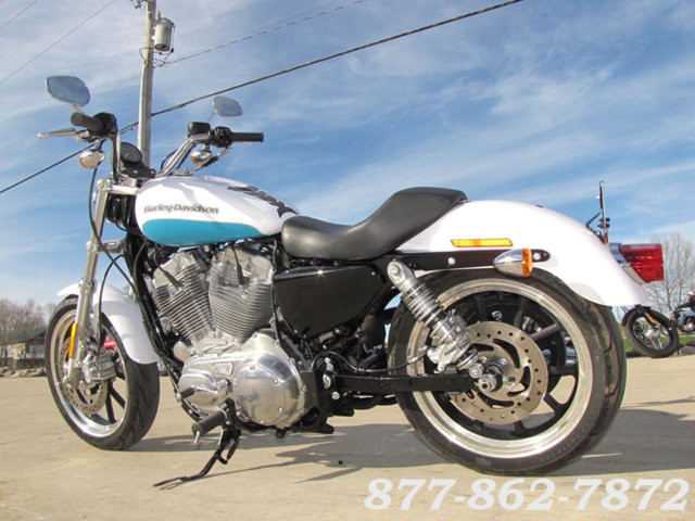 2016 Harley-Davidson SPORTSTER SUPERLOW XL883L SUPERLOW 883 XL883L McHenry, Illinois 5