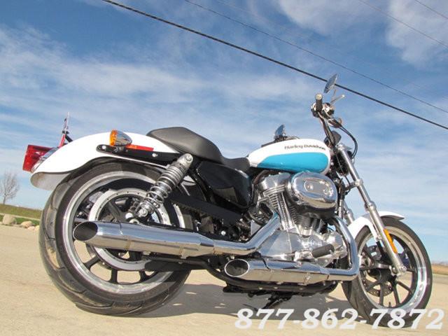 2016 Harley-Davidson SPORTSTER SUPERLOW XL883L SUPERLOW 883 XL883L McHenry, Illinois 7