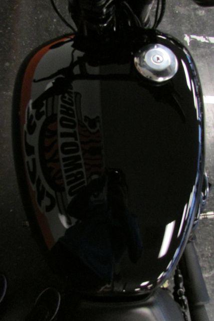2016 Harley-Davidson Street® 750 Arlington, Texas 20