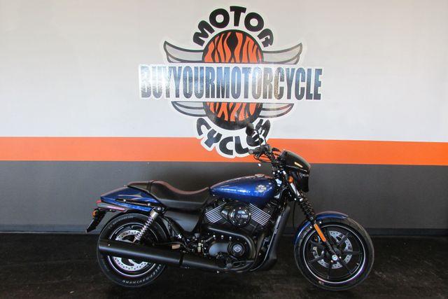 2016 Harley-Davidson Street® 750 Arlington, Texas 0