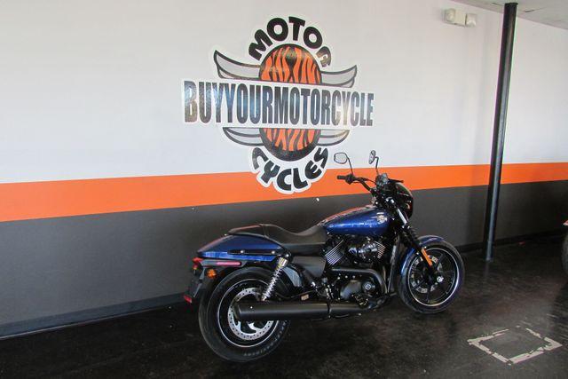 2016 Harley-Davidson Street® 750 Arlington, Texas 1