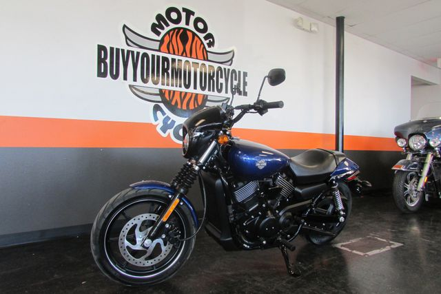 2016 Harley-Davidson Street® 750 Arlington, Texas 24