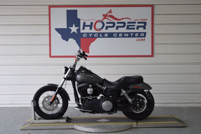 2016 Harley-Davidson Street Bob   city TX  Hoppers Cycles  in , TX