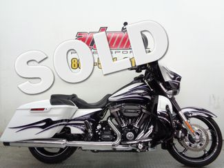 2016 Harley Davidson Street Glide CVO in Tulsa, Oklahoma