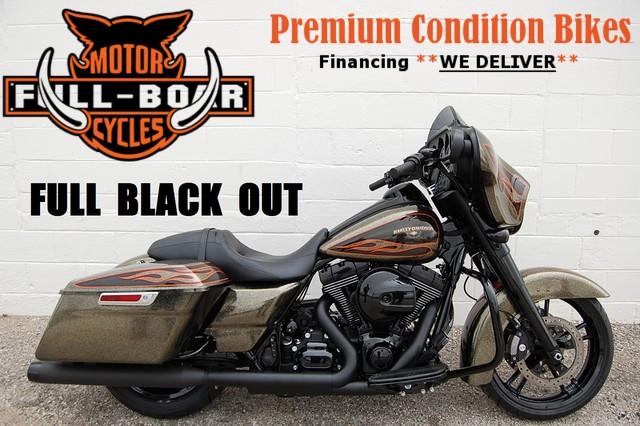 2016 Harley-Davidson Street Glide®  | Hurst, TX | Full Boar Cycles in Hurst TX