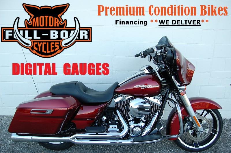 2016 Harley-Davidson Street Glide® Special in Hurst TX