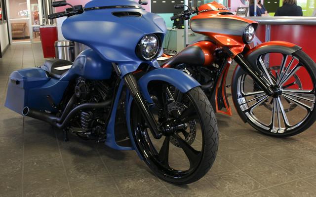 2016 Harley-Davidson STREET GLIDE SPECIAL (FLHXS) Mooresville , NC 7