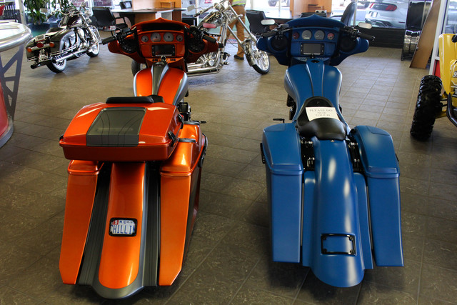 2016 Harley-Davidson STREET GLIDE SPECIAL (FLHXS) Mooresville , NC 8