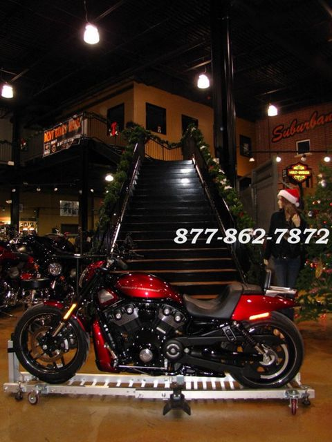 2016 Harley-Davidson V-ROD NIGHT ROD SPECIAL VRSCDX NIGHT ROD SPECIAL McHenry, Illinois 44