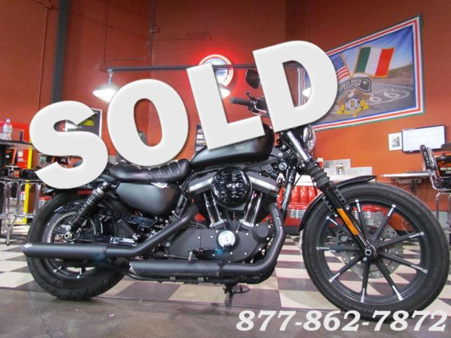 2016 Harley-Davidson XL883N SPORTSTER 883 IRON SPORTSTER 883 IRON McHenry, Illinois 0