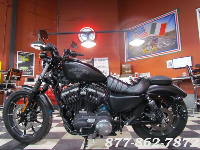 2016 Harley-Davidson XL883N SPORTSTER 883 IRON SPORTSTER 883 IRON McHenry, Illinois 1