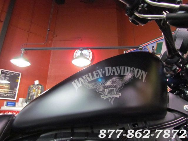 2016 Harley-Davidson XL883N SPORTSTER 883 IRON SPORTSTER 883 IRON McHenry, Illinois 16
