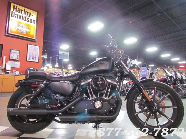 2016 Harley-Davidson XL883N SPORTSTER 883 IRON SPORTSTER 883 IRON McHenry, Illinois 35