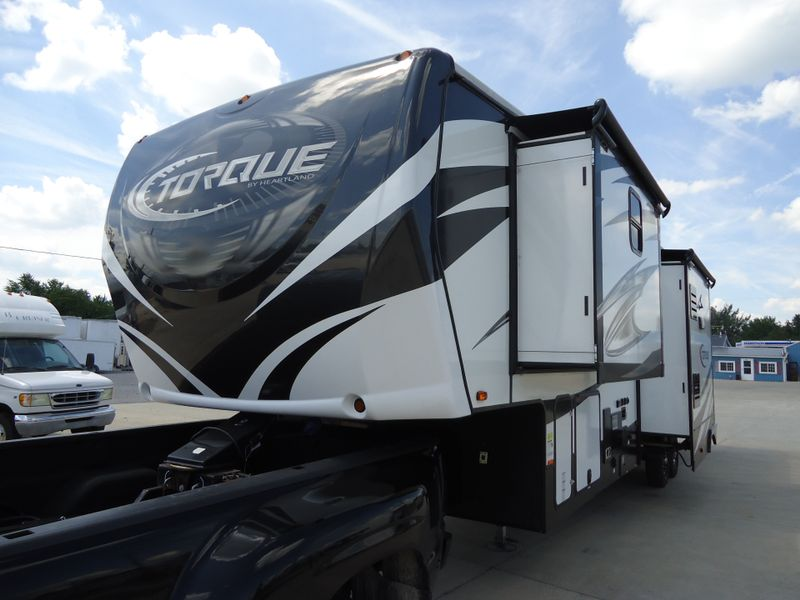2016 Heartland Torque 321  in Sherwood, Ohio