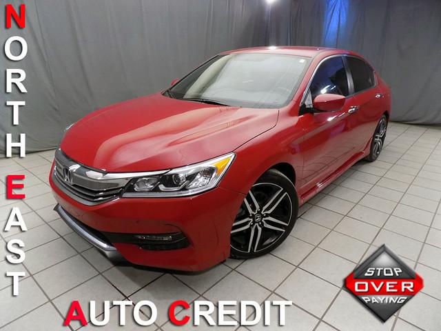 Used 2016 Honda Accord, $19173