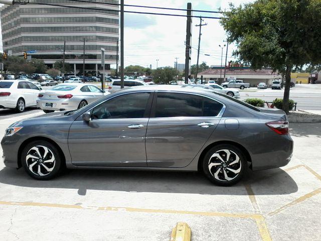 2016 Honda Accord EX-L San Antonio, Texas 4
