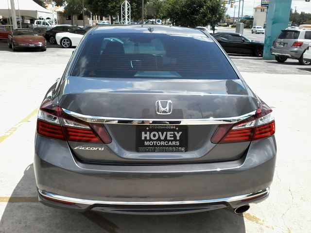 2016 Honda Accord EX-L San Antonio, Texas 5