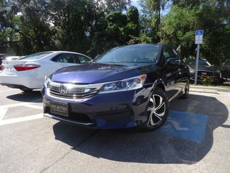 2016 Honda Accord LX SEFFNER, Florida 4
