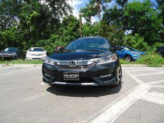 2016 Honda Accord EX-L V6 SEFFNER, Florida