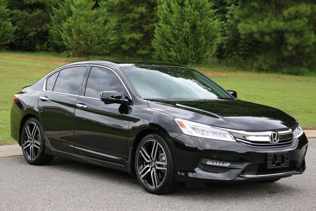 2016 Honda Accord V6 Touring Mooresville, North Carolina 0
