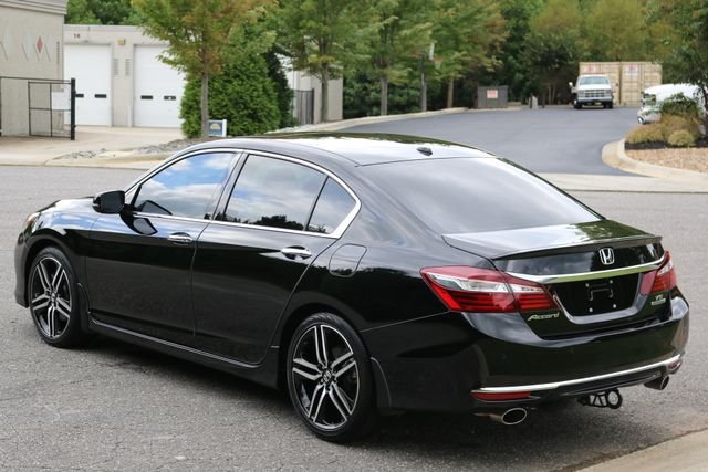 2016 Honda Accord V6 Touring Mooresville, North Carolina 4